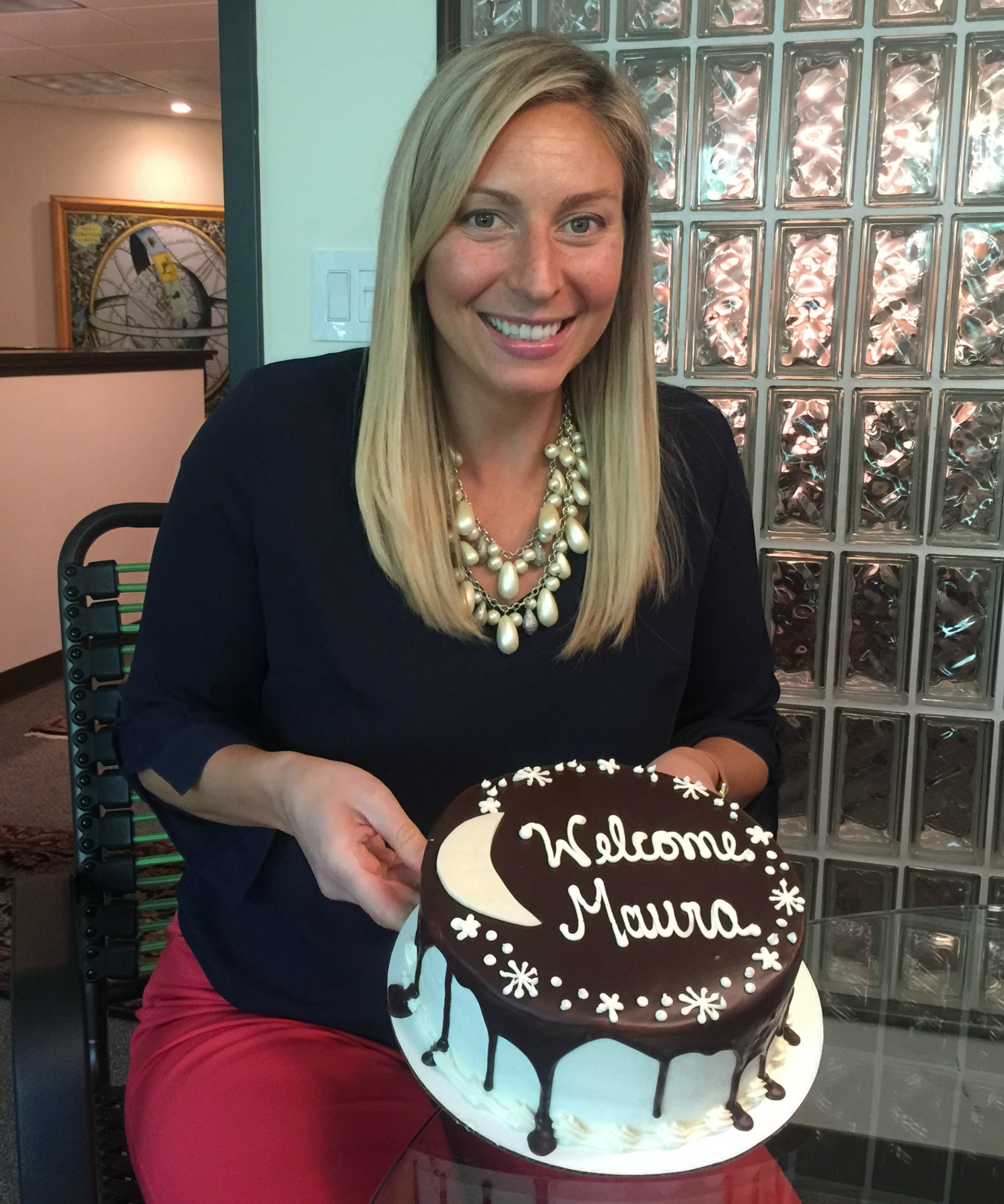 Welcome Maura Cake May 2017.jpg
